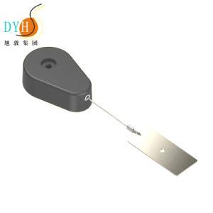 1,2 m de cable de acero retráctil Recoiler tire de la caja de seguridad