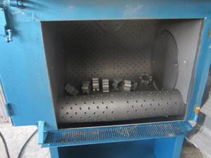 25kgsよりより少しのための転倒ベルトのショットブラスト機械