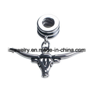 De Met de hand gemaakte Juwelen van het Roestvrij staal van de Charme van de Douane van de manier