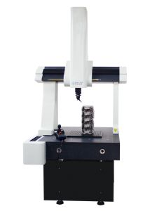 La precisión de la sonda de Renishaw máquina de medición de la CMM (WM-NC-654)