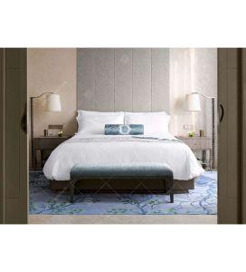 Китайский современной деревянной мебелью с двуспальными кроватями, отеля мебель (DL 07)