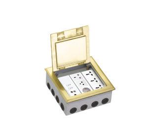Fabbrica audiovisiva dell'OEM dei contenitori di zoccoli di grande capienza/pavimento di accesso/zoccolo elettrico