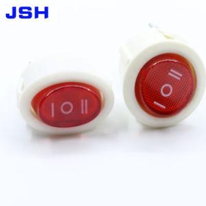 Position 3 ronds et ovales T85 Interrupteur à bascule bipolaire Spdt sur off sur