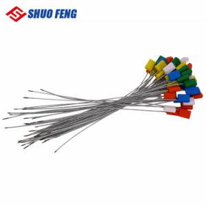 China Proveedor de logística de prueba de manipulaciones de la junta de cable de metal