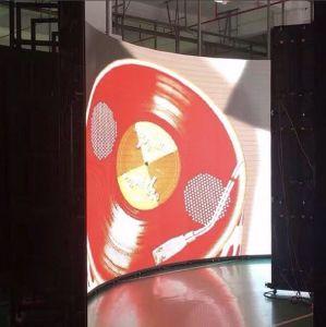 Bonne qualité P5mm Affichage LED couleur intérieure pour la publicité (stade affichage LED)