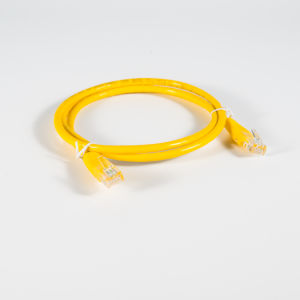 Pase de Fluke Cat 5e UTP Cable CCA para ordenador/Patch panel 7m