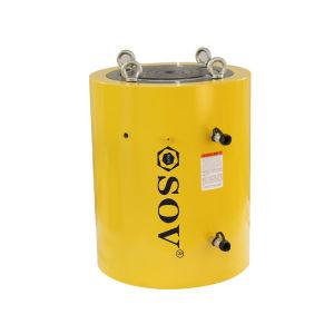 1000тонн Electricl большой высокое рабочее усилие зажима гидравлический цилиндр двойного действия