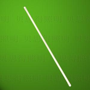 Venda a quente 18W Aluminiumt8 iluminação LED