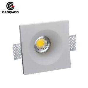 L'intonaco caldo di vendite giù illumina GU10 il gesso Downlight