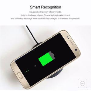 9 В составляет 1,67 A 5V 2A быстро быстрое зарядное устройство для зарядки зарядного устройства беспроводной связи стандарта Qi для Samsung Galaxy S9 Edge S8 плюс