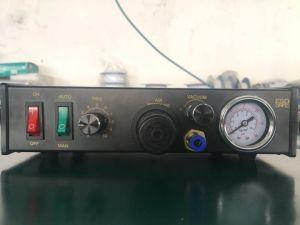 Sp982デスクトップの高精度のSemi-Automationの接着剤のロボット分配システム機械