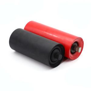 Rodillo transportador de rodillos de transporte, el impacto, a través de rodillos el rodillo tensor de transportador