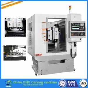 China máquina CNC de alta precisión para protector de pantalla y protector de vidrio templado