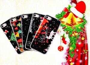 최대 Iphonexs/Iphonexs 또는 Iphonexr TPU 크리스마스는 전화 상자를 모방한다