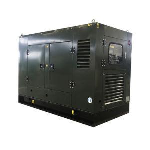 Verkoop de In drie stadia van de Generator van het biogas Hete voor Afrika