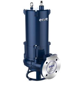 La estación de bombeo de aguas residuales bomba de agua sumergible