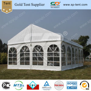 Tenda de Casamento de Luxo de Casal de Fumar de Alumínio 6X9m para Eventos