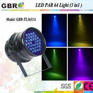 36PCS LED PAR Stage Light