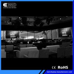 P1.67mm ultra-haute définition Taux de rafraîchissement élevé petite hauteur de pixel affichage LED