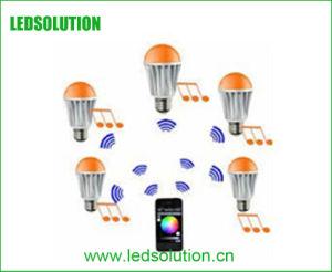 Entrada de CA E27 LED inteligente lâmpada LED de melhor qualidade de luz interior