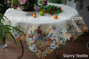 Het Tafelkleed van Pasen van Ontwerp fh-21 van het Konijn