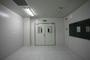 Coldrooms Coldroom préfabriqués et les panneaux pour salle blanche