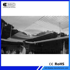P37.5mm ultra haute définition LED CMS couleur écran Rideau