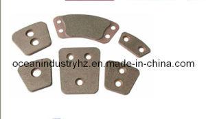 Boutons d'embrayage avec performance résistant à l'usure, bouton d'embrayage en cuivre
