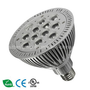 Alto brillo LED PAR38 CE Aprobado por UL
