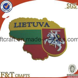 Venda a quente de moda frigorífico íman (FTPV PVC3602A)
