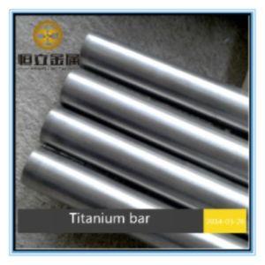 Staaf de Van uitstekende kwaliteit van het Titanium van de Lage Prijs ASTM van de Leverancier van China B348 Gr5