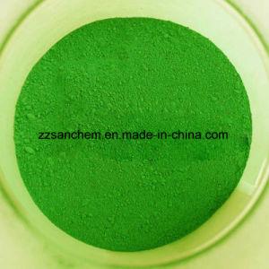 Concreet Groen Pigment 1332-37-2 van het Oxyde van het Ijzer van de Rang
