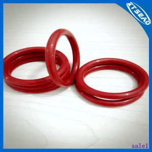 Os anéis de borracha Mvq vedadas anéis de borracha