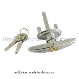 Serrure de porte Carbarn, poignée de verrouillage, verrouillage de poignée de porte, en voiture de blocage (CD-101)