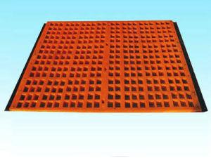 Polyuréthane modulaire de l'écran du panneau de l'écran Mesh/PU pour l'écran vibrant utilisé dans l'industrie Qurry