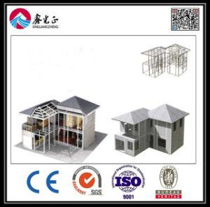 Maison préfabriquée Cartes composites ciment EPS (XGZ-0175)