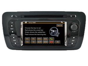 Ibiza 2014 Double LÄRM DVD-Spieler mit GPS/3G/Bt/TV/Radio setzen, RDS