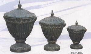 装飾の鍋Cap48