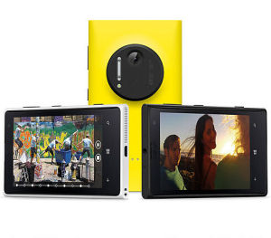 De originele Telefoon Fabriek Geopende Lumia 1020 van de Cel van de Telefoon van het Merk Mobiele Slimme Telefoon