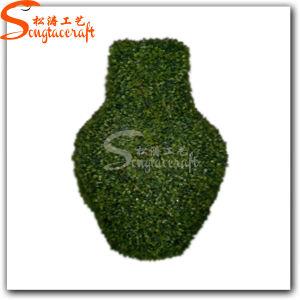 Livro Verde Árvore Artificial Buxo Sebes para decoração