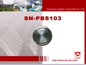 Druckknopf-Höhenruder für Spindel/Schmierölniederdruck (SN-PBS103)