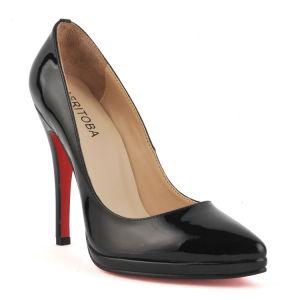 La moda Sexy de Tacón Zapatos de Vestir para la Mujer (HCY02-361)