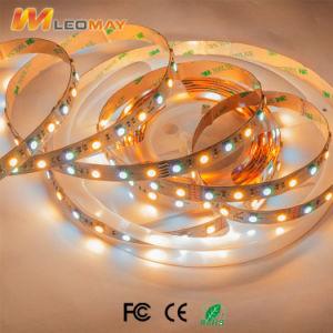 Indicatore luminoso di striscia flessibile di RGBW 14.4W SMD5050 LED