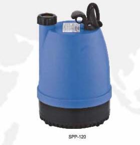 Bomba submersível (SPP-120) com marcação CE