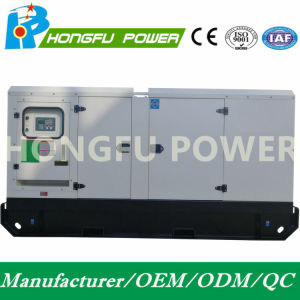 alternatore di marca di Hongfu del motore diesel di 280kw 350kVA Cummins con il comitato di Digitahi