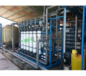 Sistema de ultrafiltración Chunke Filtro de precios de purificador de agua