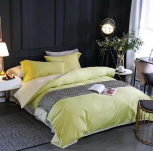 Hotel de frente e verso Lençol/Consolador Set/Bedding Set