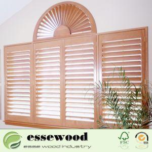 Z рамы 2,5 дюйма высокого качества древесных насаждений окно затвора