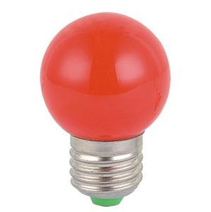 Sieben Birne der Farben-1W 3W LED für Weihnachten