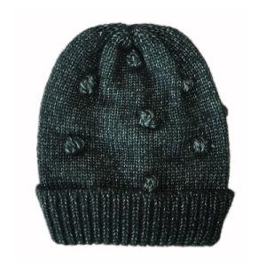 袖口の帽子の帽子のような女性柔らかいSilklyはとのへまをする